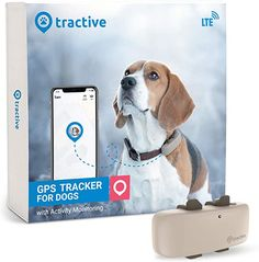 Amazon.com: Tractive LTE GPS Dog Tracker - Location & Activity Tracker for Dogs with Unlimited Range (Newest Model): Pet Supplies Cat Collars, Activity Monitor, Gps Tracking, Tracking Devices, Small Dog Breeds, Best Dogs, Pet Supplies, Pup, Products