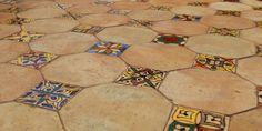 mexican kitchen ideas   Mexican tile: Mexican tile can be either cement or mosaic and blends ...