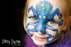 Face Paintings by Christy Lewis | Cuded
