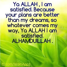 Alhamdulillah x infinity never steered me wrong. I will sit back and enjoy the ride...bumps and all!