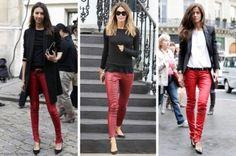 My Shoplist: een rode broek!