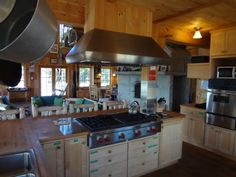 Perfekt geeignet, um große Gruppen zu bekochen und zu verwöhnen! | Stonington, Maine, USA, Objekt-Nr. 350509