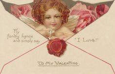 Vintage post-card