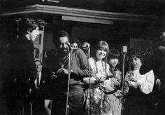 Arnaldo, Gil, Caetano, Rita, Nara e Gal. (Foto: Arquivo de Gilberto Gil)