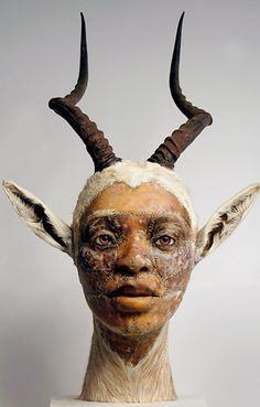 Kate Clark - Untitled (Antelope)