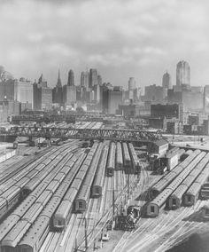 #Trains #1930s #MarioScacheri