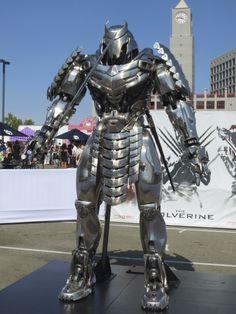 Silver Samurai from The Wolverine - 2013 SDCC  #wolverine #marvel #silversamurai #sdcc