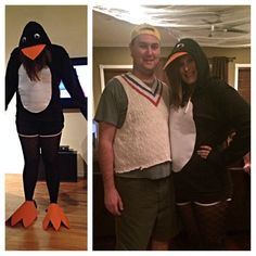Need to remember this costume-- Billy Madison and penguin.