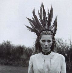 Tribal Kate Moss