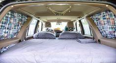 4Runner  3rd gen interior