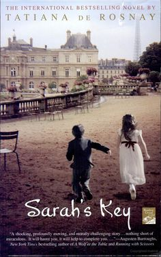 Set in WWII France, this is a historical novel that I couldn't put down.