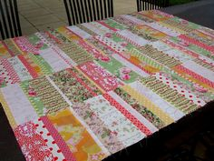 Old New Fabrics | by Cabbage Quilts