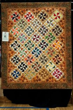 Flying Geese Quilt