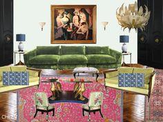 Chez V: A Dream Living Room