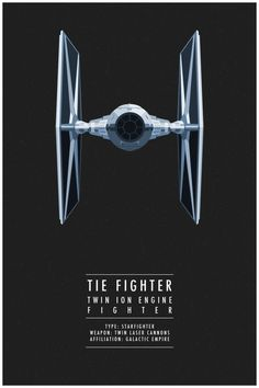 Print Advertising : Star Wars - Tie Fighter by Thong Lee * Print Advertising Campaign Inspiration Star Wars – Tie Fighter by Thong Lee * Advertisement Description Star Wars – Tie Fighter by Thong Lee * Don't forget to share the post, Sharing is love ! Star Wars Ships, Star Wars Art, Star Trek, Starwars, Star Wars Desenho, Caza Tie, Nave Star Wars, Cuadros Star Wars, Star Wars Design