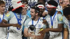 England receive the trophy from Fifa president Gianni Infantino after winning the Under-20 World Cup England's youngsters are world champions – but what are their chances of regular first-team football with their clubs? A 1-0 win over Venezuela in Sunday's Under-20 World Cup...