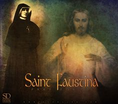 www.Schmalen.com St. Faustina, pray for us. Divine Mercy.