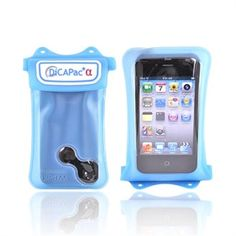 planning to be around the water (or snow?) this summer? Keep your iPhone protected with a waterproof cell phone case! I have personally tested this case and it hasn't failed me! $19.95