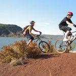 ACTIVITES - ::...Ozone VTT Cycles  Magasin de cycles  Location de vélos   Moniteurs VTT   Clermont l'Hérault (34)   Lac du Salagou   Larzac   Vallée de l'Hérault