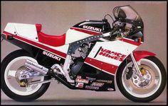 Gsxr+Vance+&+Hines+750+(1987)+1.jpg 695×444 pixels