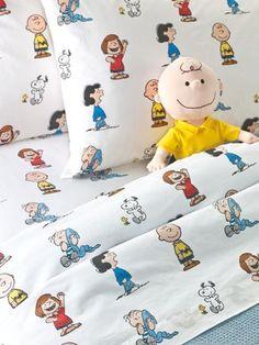 Kids Sheet Set | Peanuts Gang Percale Sheets  http://www.vermontcountrystore.com/store/jump/productDetail/Bed_&_Bath/Bed_&_Bath/Sheets/Peanuts_Gang_Percale_Sheet_Set/61061