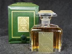 Guerlain DJEDI Parfum 1996 Baccarat crystal bottle, limited numbered edition