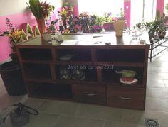 1000 images about meubles en carton on pinterest - Le comptoir des fleuristes ...