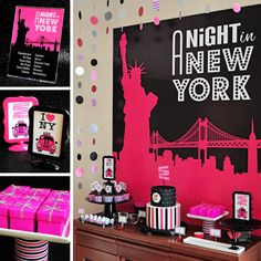 Kit digital A NIGHT IN NEW YORK