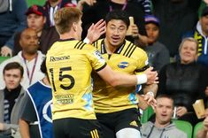 Super Rugby results: Rebels 19-50 Hurricanes The Hurricanes gave the high-flying Rebels a wake-up call with a massive win at the AAMI Park when the two sides squared off in a Super Rugby clash on Friday. https://www.thesouthafrican.com/super-rugby-results-rebels-19-50-hurricanes/