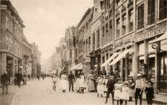 Diezerstraat, Zwolle, Netherlands about 1900