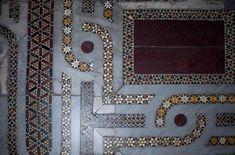 ВИЗАНТИЯ В КАРТИНКАХ - Мозаики пола в церкви Сан-Катальдо, Палермо