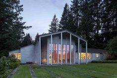 The life and work of modernist architect John Yeon is the focus of an exhibition at Portland Art Museum. Mix Use Building, Building A House, Beautiful Architecture, Modern Architecture, Design Competitions, House Built, Residential Architecture, Weekend Is Over, Urban Design