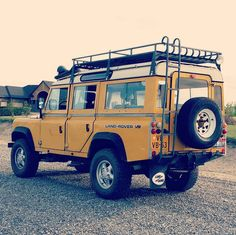 Sometimes you need to grow up and make really practical life decisions.  #landroverdefender #series3 #okotoks #adventuremobile by wheellifecyclery Sometimes you need to grow up and make really practical life decisions.  #landroverdefender #series3 #okotoks #adventuremobile
