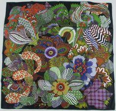foulard scarf carre Hermes neuf new Fleurs dIndiennes Small Scarf, Art Japonais, Tapestry Design, Silk Art, Designer Scarves, Scarf Design, Silk Scarves, Hermes Scarves, A Boutique