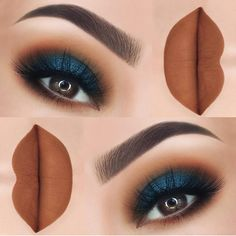 Beautiful makeup ideas per blue eyes 16 beautiful - make-up - . - Beautiful makeup ideas per blue eyes 16 beautiful – make-up – up - Peacock Eye Makeup, Dramatic Eye Makeup, Eye Makeup Tips, Smokey Eye Makeup, Makeup Goals, Skin Makeup, Makeup Inspo, Makeup Inspiration, Makeup Ideas