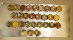 The Crafty Owl: Magnetic Spice Rack