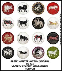 Hoplite shield - Recherche Google