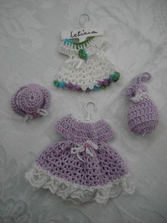 Lembrancinhas de bebê em crochê | Ateliê Mimos de Luz | 225F26 - Elo7