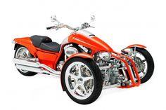 Harley Davidson Penster Trike Concept - bike, concept, trike, harley