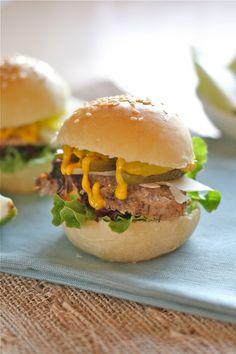 Cuban Pork Sliders #Recipe #Food #Dinner