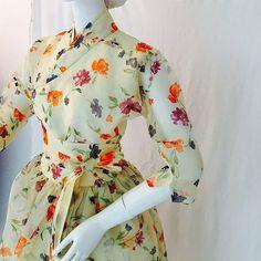 한복 Hanbok : Korean traditional clothes[dress] - I love the floral fabric Korean Traditional Dress, Traditional Fashion, Traditional Dresses, Korean Dress, Korean Outfits, Oriental Fashion, Asian Fashion, Korean Princess, Modern Hanbok