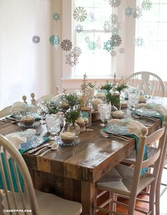 Host a Frozen Themed Party: Lia Griffith