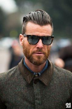 Federico Rosignolis Undercut Style | Undercut Hairstyle: 45 Stylish Looks