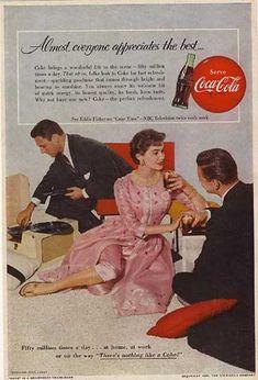 Coca Cola Company's Coca-Cola (1955)