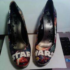#custom #starwars #shoes
