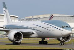 Aviation Link VP-CAL Boeing 777-2KQ/LR aircraft picture