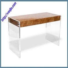 Lucite table legs