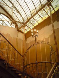 Musée Horta à Bruxelles