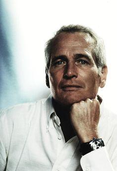 Paul Newman (1/26/25 - 9/26/2008) An American actor, film director, entrepreneur, and humanitarian.