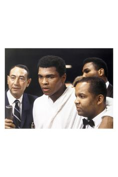 muhammad ali howard cosell | Found on hautelook.com